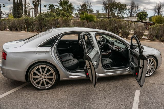2011 Audi A8 L Reseda, CA 41