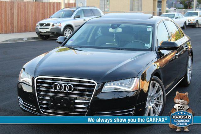2011 Audi A8 L SPORTS PKG FULLY LOADED 71K MLS NAVIGATION SERVICE RECORDS