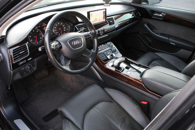 2011 Audi A8 L SPORTS PKG FULLY LOADED 71K MLS NAVIGATION SERVICE RECORDS in Van Nuys, CA 91406