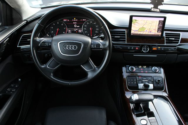2011 Audi A8 L SPORTS PKG FULLY LOADED 71K MLS NAVIGATION SERVICE RECORDS in Van Nuys, CA 91406