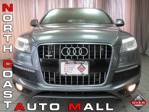 2011 Audi Q7 3.0T S line in Akron, OH