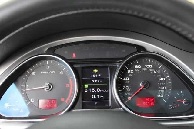 2011 Audi Q7 3.0L TDI Premium Plus Austin , Texas 12