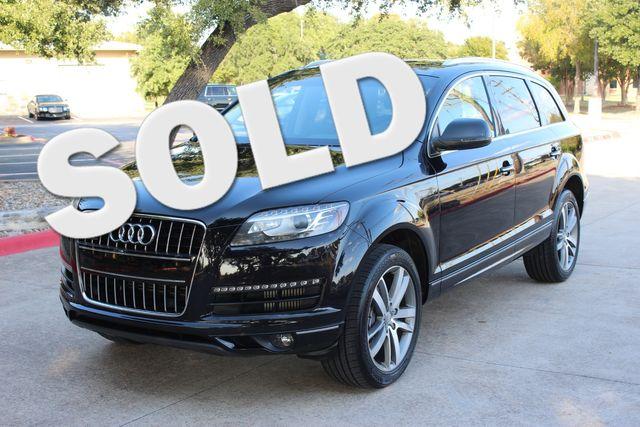 2011 Audi Q7 3.0L TDI Premium Plus Austin , Texas