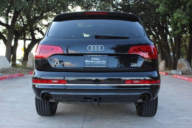 2011 Audi Q7 3.0L TDI Premium Plus Austin , Texas 3
