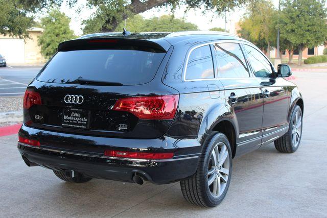 2011 Audi Q7 3.0L TDI Premium Plus Austin , Texas 4