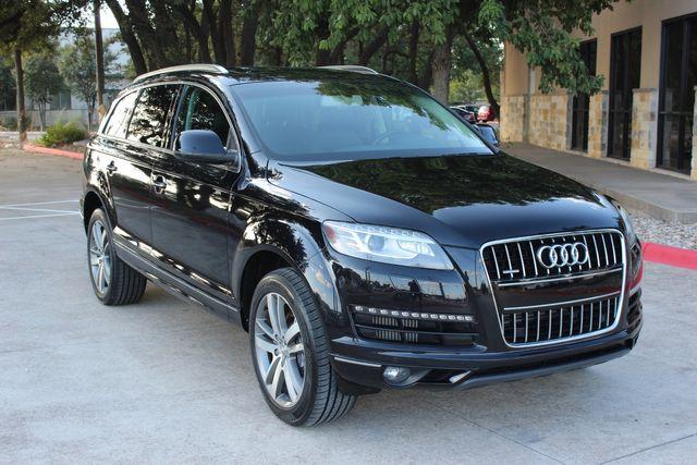 2011 Audi Q7 3.0L TDI Premium Plus Austin , Texas 6