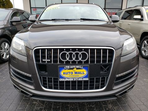 2011 Audi Q7 3.0L TDI Premium Plus | Champaign, Illinois | The Auto Mall of Champaign in Champaign, Illinois