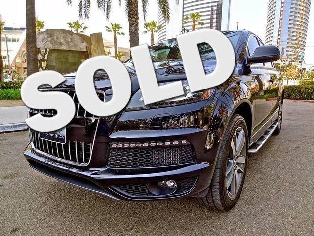 2011 Audi Q7  3.0L TDI Prestige La Jolla, California 0