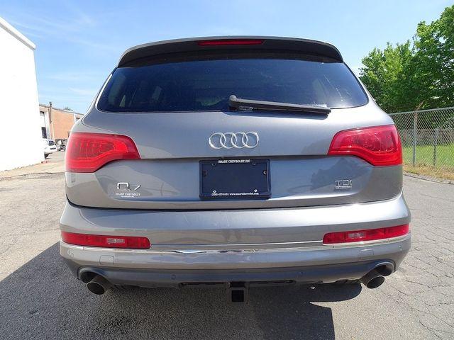 2011 Audi Q7 3.0L TDI Premium Plus Madison, NC 3