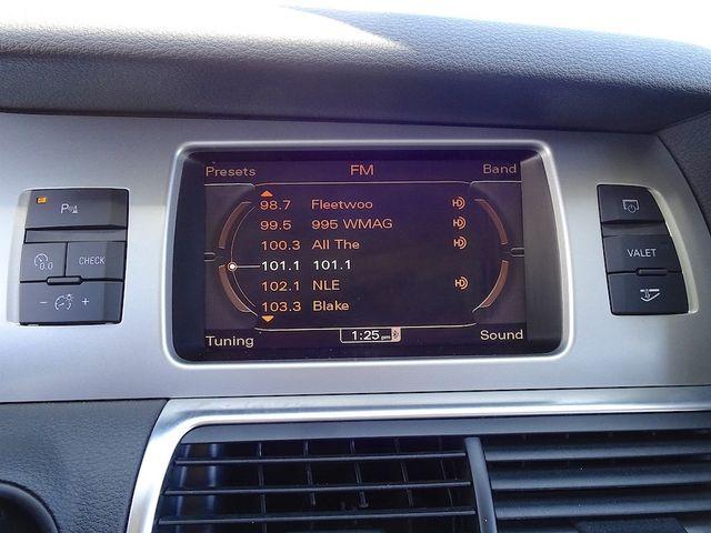 2011 Audi Q7 3.0L TDI Premium Plus Madison, NC 21
