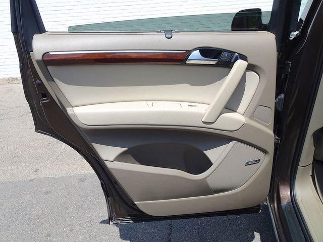 2011 Audi Q7 3.0L TDI Prestige Madison, NC 36