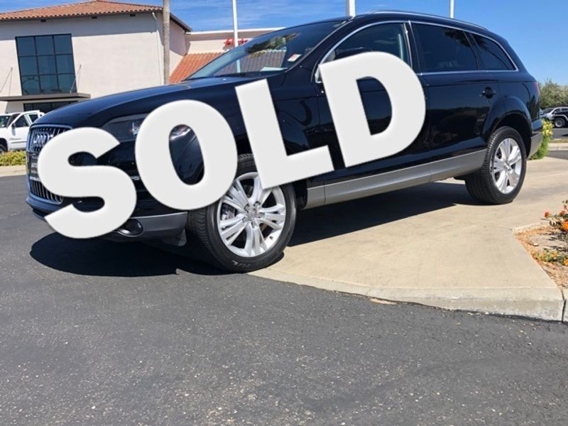 2011 Audi Q7 3.0T Premium | San Luis Obispo, CA | Auto Park Sales & Service in San Luis Obispo CA