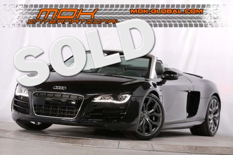 2011 Audi R8 5.2L - V10 - 6 Speed Manual - TUBI exhaust in Los Angeles