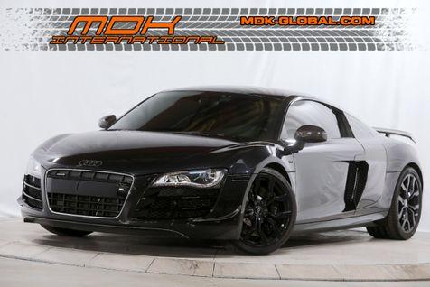 2011 Audi R8 5.2L - V10 - Manual - Carbon Fiber - Exhaust in Los Angeles
