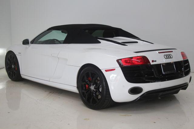 2011 Audi R8 V10 5.2L Houston, Texas 12