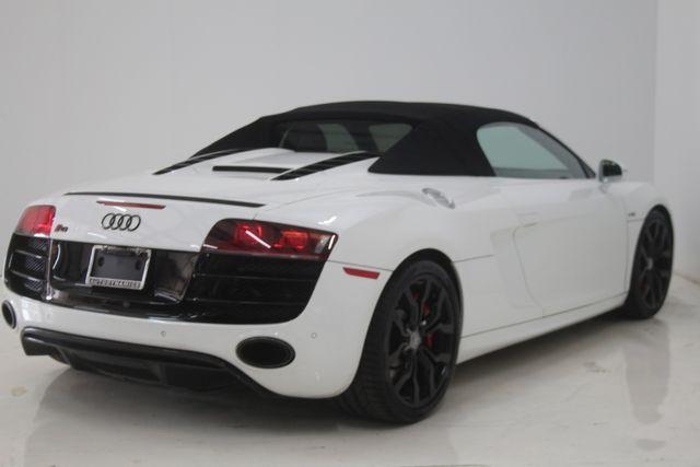 2011 Audi R8 V10 5.2L Houston, Texas 13