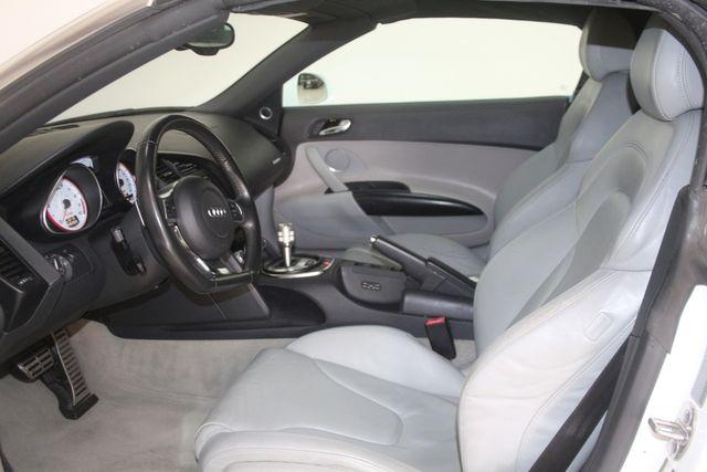2011 Audi R8 V10 5.2L Houston, Texas 17