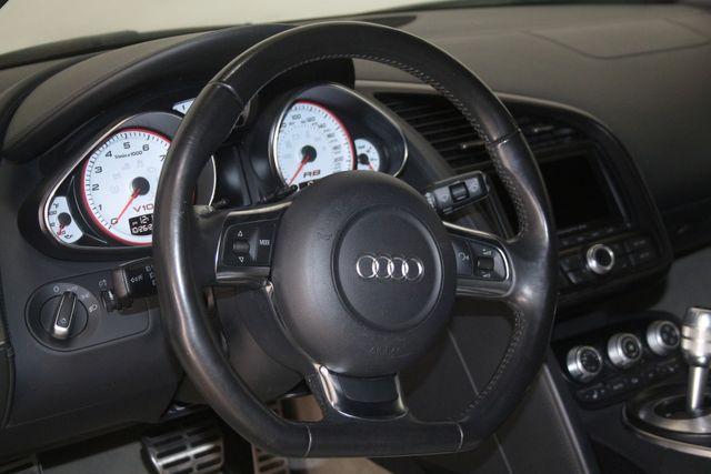 2011 Audi R8 V10 5.2L Houston, Texas 19