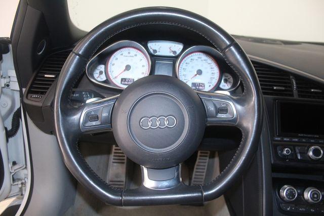 2011 Audi R8 V10 5.2L Houston, Texas 26