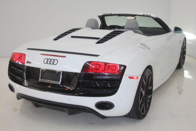 2011 Audi R8 V10 5.2L Houston, Texas 4