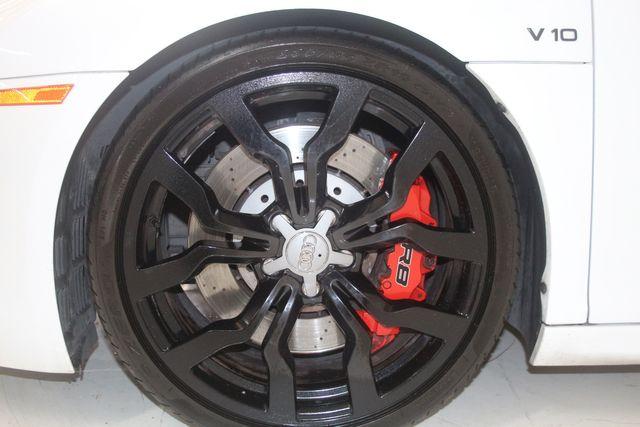 2011 Audi R8 V10 5.2L Houston, Texas 6