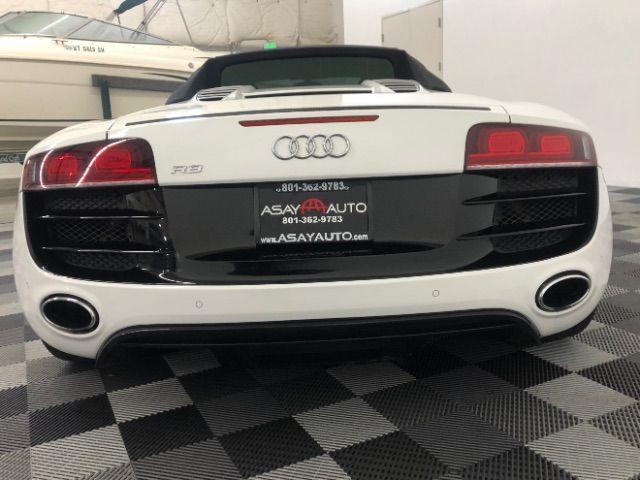 2011 Audi R8 5.2L LINDON, UT 8