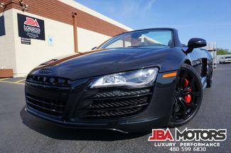 2011 Audi R8 V10 5.2L Spyder Convertible Quattro AWD | MESA, AZ | JBA MOTORS in Mesa AZ