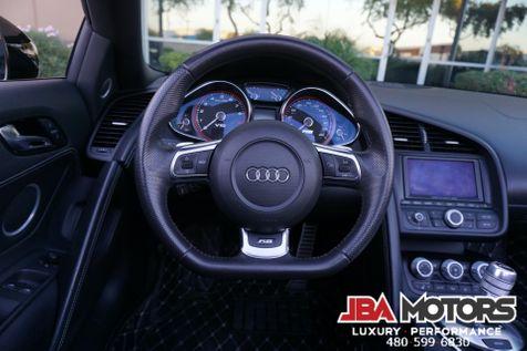 2011 Audi R8 V10 5.2L Spyder Convertible Quattro AWD | MESA, AZ | JBA MOTORS in MESA, AZ
