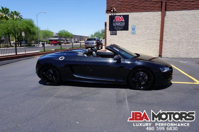 2011 Audi R8 V10 5.2L Convertible Spider in Mesa, AZ 85202