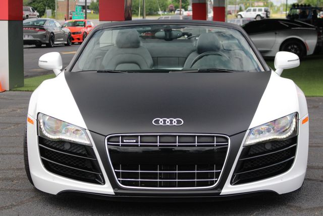 2011 Audi R8 5.2L V10 SPYDER QUATTRO AWD- ADJUSTABLE COILOVERS! Mooresville , NC 14