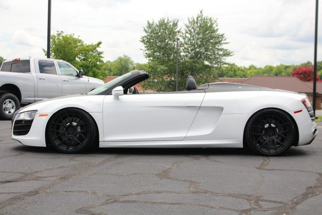 2011 Audi R8 5.2L V10 SPYDER QUATTRO AWD- ADJUSTABLE COILOVERS! Mooresville , NC 13