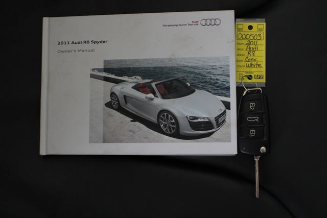 2011 Audi R8 5.2L V10 SPYDER QUATTRO AWD- ADJUSTABLE COILOVERS! Mooresville , NC 17