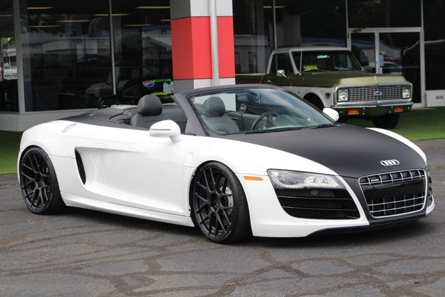 2011 Audi R8 5.2L V10 SPYDER QUATTRO AWD- ADJUSTABLE COILOVERS! Mooresville , NC 21