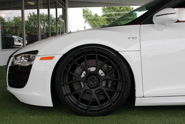 2011 Audi R8 5.2L V10 SPYDER QUATTRO AWD- ADJUSTABLE COILOVERS! Mooresville , NC 19