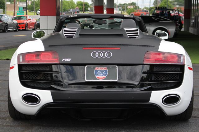 2011 Audi R8 5.2L V10 SPYDER QUATTRO AWD- ADJUSTABLE COILOVERS! Mooresville , NC 15