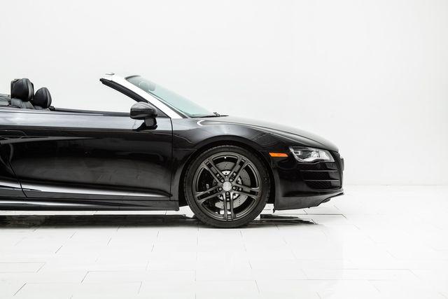2011 Audi R8 V10 5.2L Convertible in Addison, TX 75001