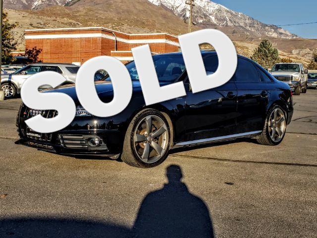 2011 Audi S4 Prestige LINDON, UT