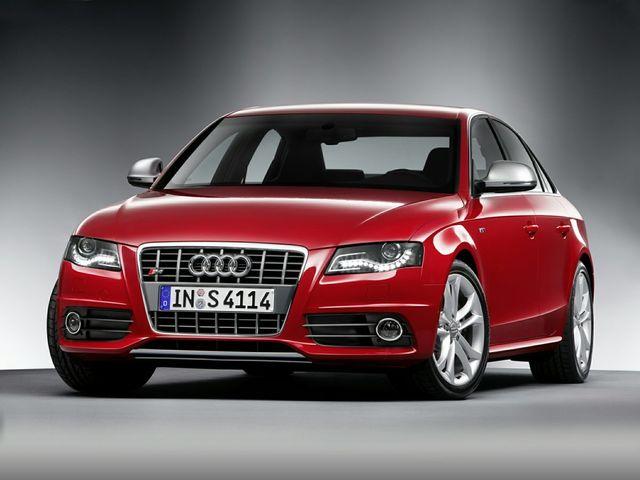 2011 Audi S4 3.0 Prestige
