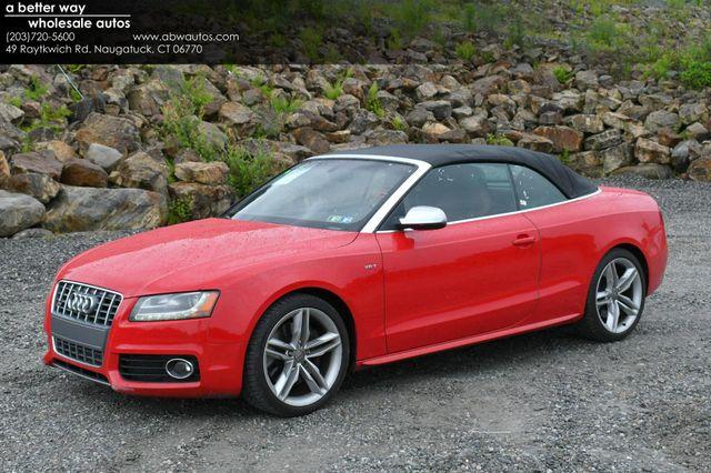 2011 Audi S5 Premium Plus Naugatuck, Connecticut