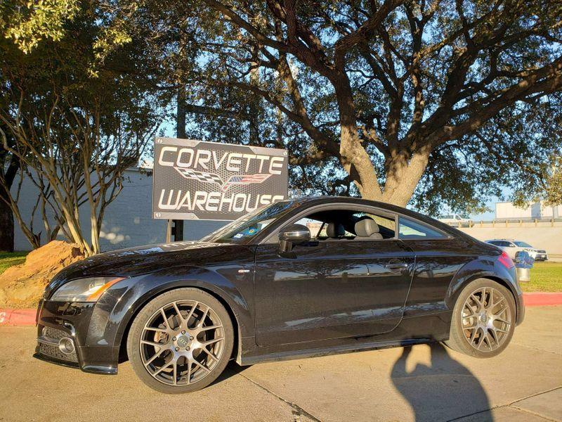 2011 Audi TT 2.0T Premium Plus Auto, CD, Alloy Wheels Only 90k! | Dallas, Texas | Corvette Warehouse