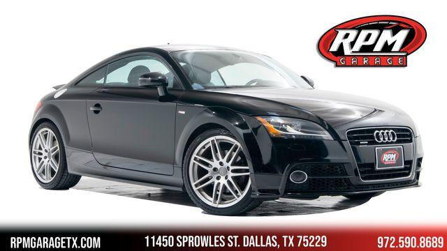 2011 Audi TT 2.0T Prestige