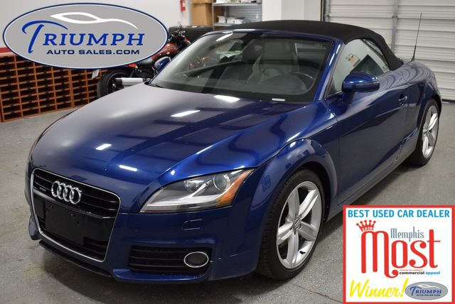 2011 Audi TT Premium Plus