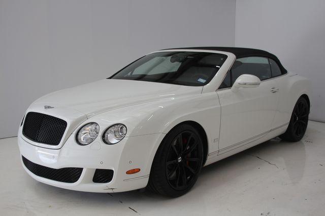 2011 Bentley Continental GTC Speed Houston, Texas 0