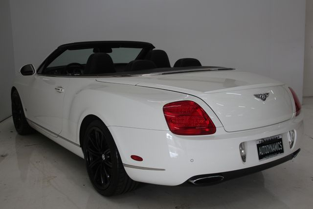 2011 Bentley Continental GTC Speed Houston, Texas 10