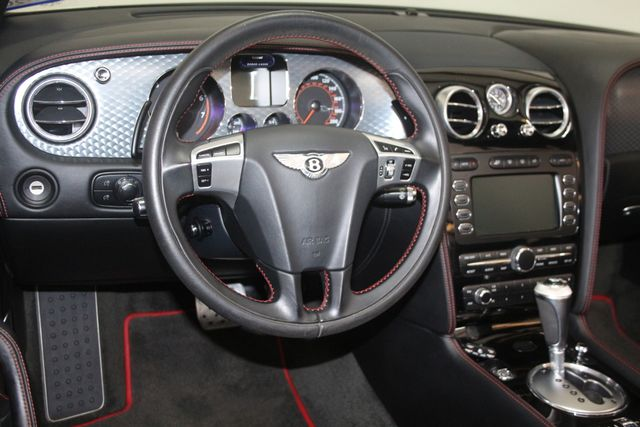 2011 Bentley Continental GTC Speed Houston, Texas 14