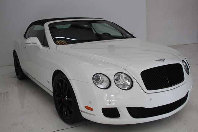 2011 Bentley Continental GTC Speed Houston, Texas 2