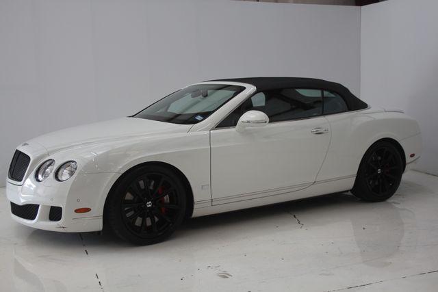 2011 Bentley Continental GTC Speed Houston, Texas 3