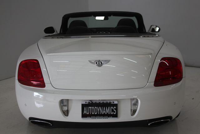 2011 Bentley Continental GTC Speed Houston, Texas 8