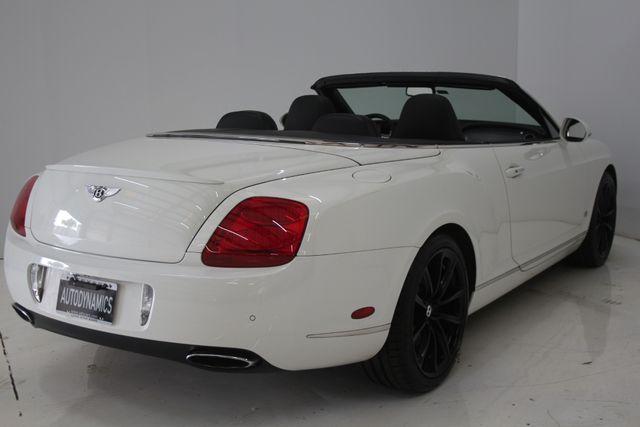 2011 Bentley Continental GTC Speed Houston, Texas 9