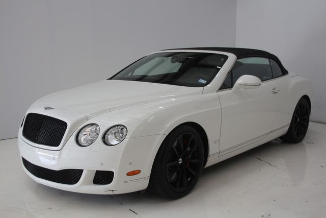 2011 Bentley Continental GTC Speed Houston, Texas 1